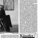 Zeitungsartikel aus dem Hanauer Anzeiger